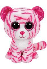 Peluche Tigre Blanc 15 cm TY