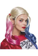 Peluca Harley Quinn Rubies 33608