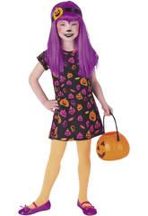 Costume Zucca Candy L