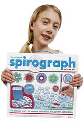 Spirograph Deluxe Kit Chicos 41236