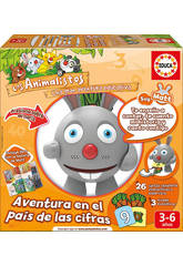 Educativo Electronico Animalisto Matt El Conejo - Educa Figuren 17245