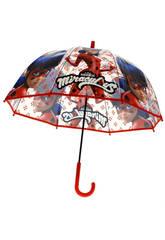 Prodigiosa Paraguas Manual Transparente Campana 70 cm. Kids Euroswan LB17042