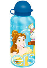 Princesas Cantimplora Aluminio 500 ml.