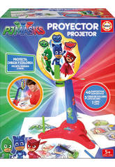 Pyjamasques Projecteur Educa Borras 17416