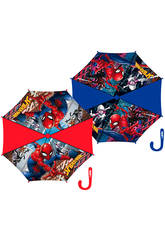 Parapluie Automatique 48/8 Spiderman Bisetti SM11569