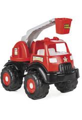 Camion Pompiers 26x44x30 cm