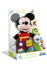 Mickey Peluche Primeros Aprendizajes