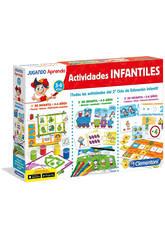 Activités Enfants Maternelle Clementoni 65557