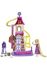 Hasbro Disney Tangled La Torre delle Avventure di Rapunzel