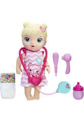 Muñeca Baby Alive Cuídame Mucho Hasbro C2691EU45