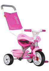 Tricycle Be Move Confort Rose Smoby 740404