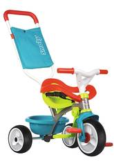 Tricycle Be Move Confort Bleu Smoby 740401