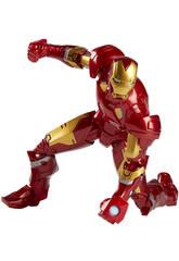 Figura Marvel Legends Iron Man 30cm Hasbro B7434