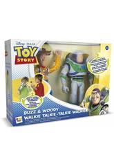 Toy Story Walkie Talkie Buzz Y Woody IMC Toys 140400