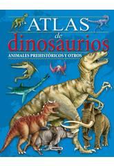 Atlas De Dinosaurios y Animales Prehistóricos S2041