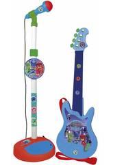 Micro et Guitare Pyjamasques Claudio Reig 2860