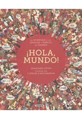 Buch ¡Hola, Mundo! Susaeta Editionen S5033999