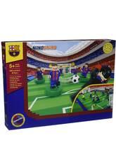 Nanostars Futbol Club Barcelona Estadio con 9 Figuras Giochi Preziosi 3229