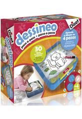 Dessineo Impara a Disegnare Passo a Passo DISET 60186