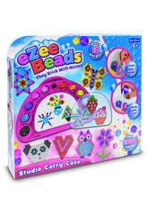 Ezee Beads Studio Carry Case Toy Partner 6261