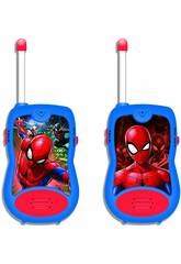 Spiderman Talkie Walkie 100m Lexibook TW12SP