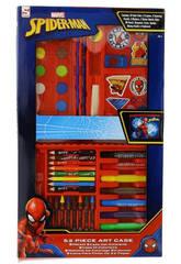 Spiderman Astuccio da 52 pezzi Sambro SPE-4219