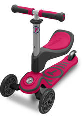 Patinete Scooter Rosa 15 Meses Smart Trike 2020200