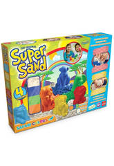 Manualidades Super Sand Safari Goliath 83226