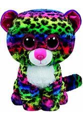 Peluche Mediano Dotty Leopardo 23 cm. Ty 37074