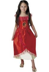 Disfraz niña Elena de Avalor Classic T-XL