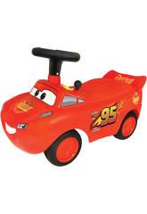 Cavalcabile Saetta McQueen Cars Attività con luci e suoni 34x56x29cm 1-3 anni