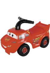Porteur Flash McQueen Cars Avec Lumières et Sons 34 x 51 x 26 cm 1-3 ans