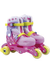 Patines Minnie 2 en 1 ajustables nº 27-30