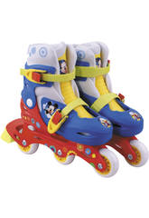 Patines Mickey 2 en 1 ajustables nº 27-30