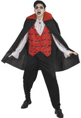 Déguisement Homme Taille M Vampire