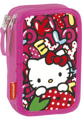 Plumier Triple Hello Kitty Sweetness Perona 53857