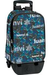 Daypack con Soporte Luanvi Galaxy Perona 54461