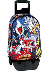Day Pack con Soporte Mickey Madness Perona 53991