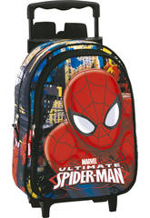 Spiderman Sac à Dos Trolley Town Perona 54301