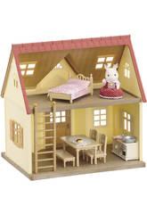 Sylvanian Familienhaus mit Garten Epoch Für Imagination 5242