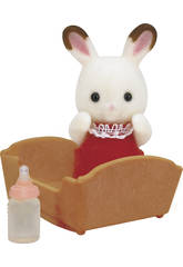 Sylvanian Families Baby Hase Chocolate Epoch Für Imagination 5062