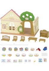 Sylvanian Families Nursery Forest Época Para Imaginar 5100