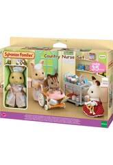 Sylvanian Families Kit Infirmerie Country Epoch Pour Imaginer 5094