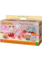 Sylvanian Families Magasin de Chaussures Epoch Pour Imaginer 4862