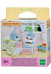 Sylvanian Families Kit Chaise Haute Bébé Epoch Pour Imaginer 5221