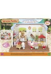 Sylvanian Families Tienda de Juguetes Epoch Para Imaginar 5050