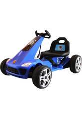 Kart Bateria 6 V. Con Musica y Luz
