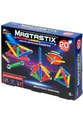 Magtastix - Pack 20 Piezas Iniciación Colorbaby 43924