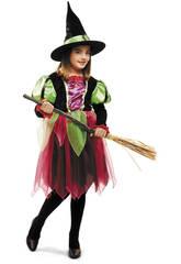 Disfraz M Niña Bruja Fantasía