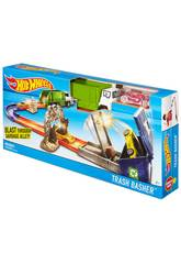 Hot Wheels Lanceur De la Terreur